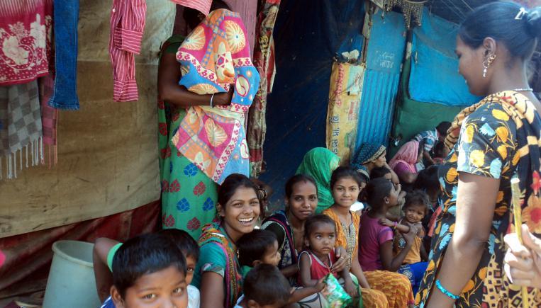 La experiencia de la comunidad Valkimi en Ahmedabad