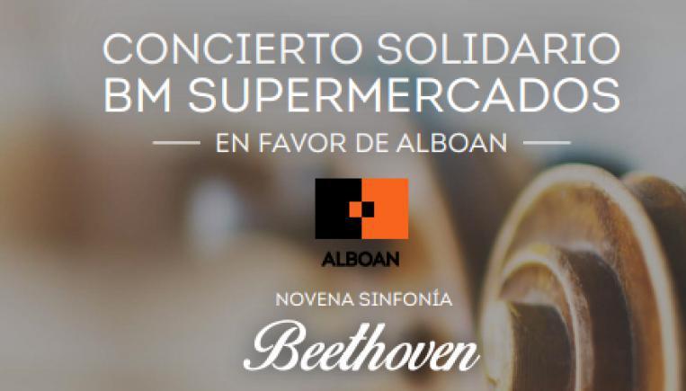 Concierto solidario de la Sociedad Coral de Bilbao y la Orquesta Sinfónica de Bilbao (BOS)