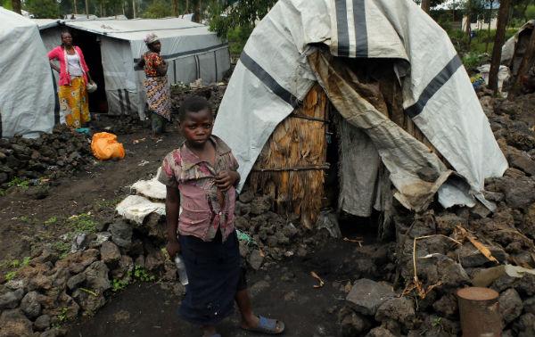 una vida digna en Goma prisión y ciudad