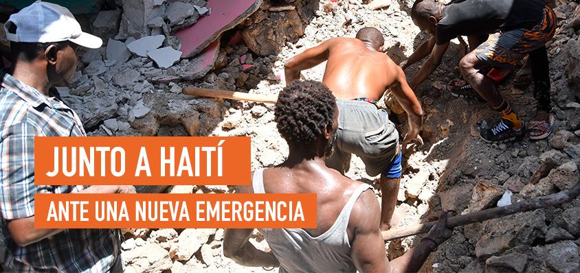 emergencia haiti