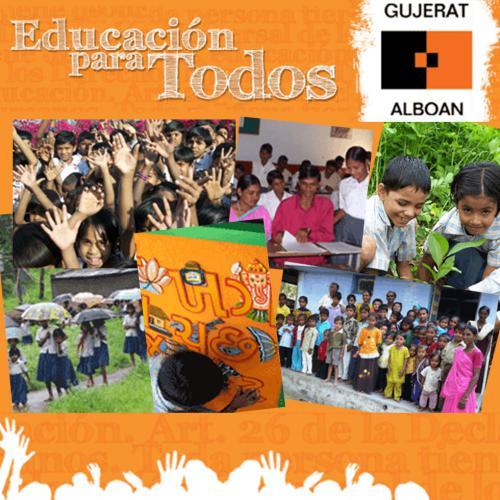 Campaña Educación para todos