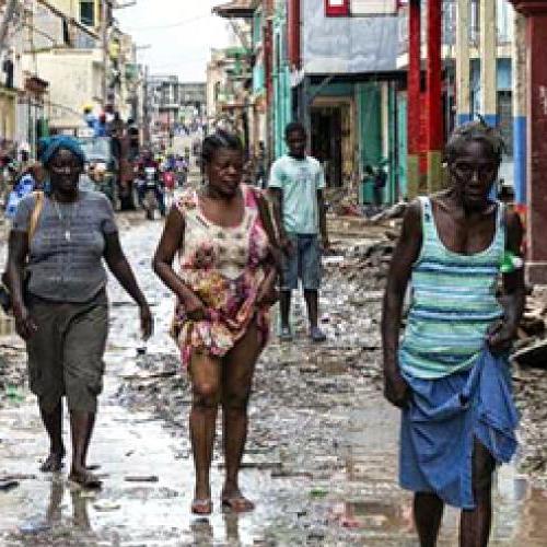Huracan haití