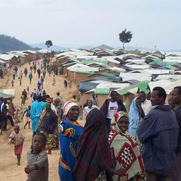 Personas refugiadas
