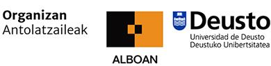 organizan: ALBOAN y Universidad de Deusto