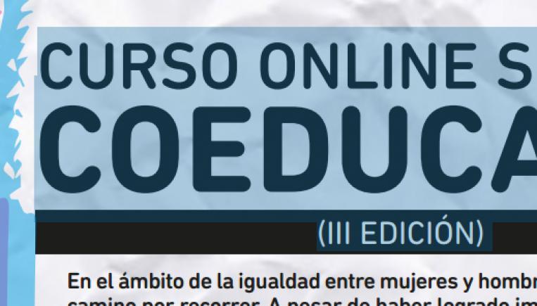 Curso online sobre Coeducación (III edición)