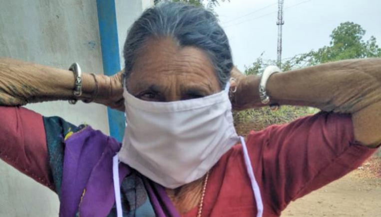 LORTU Desarrollo Empresarial responde a la emergencia COVID-19 en India