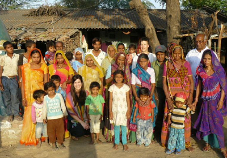 Crónicas desde la India