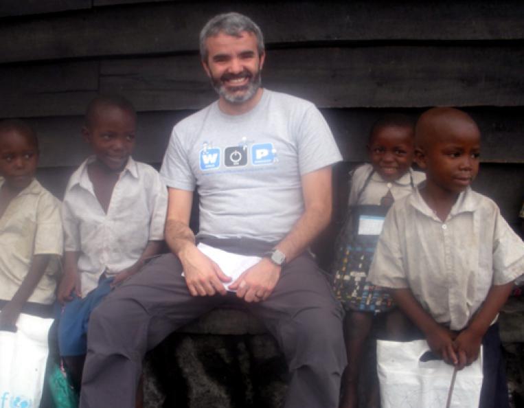 Nuestro hogar está en Congo, hoy y aquí