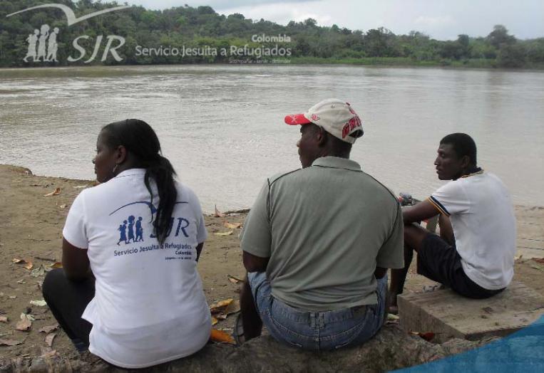 El Servicio Jesuita a Refugiados realiza un reconocimiento de situación en la frontera colombo-venezolana