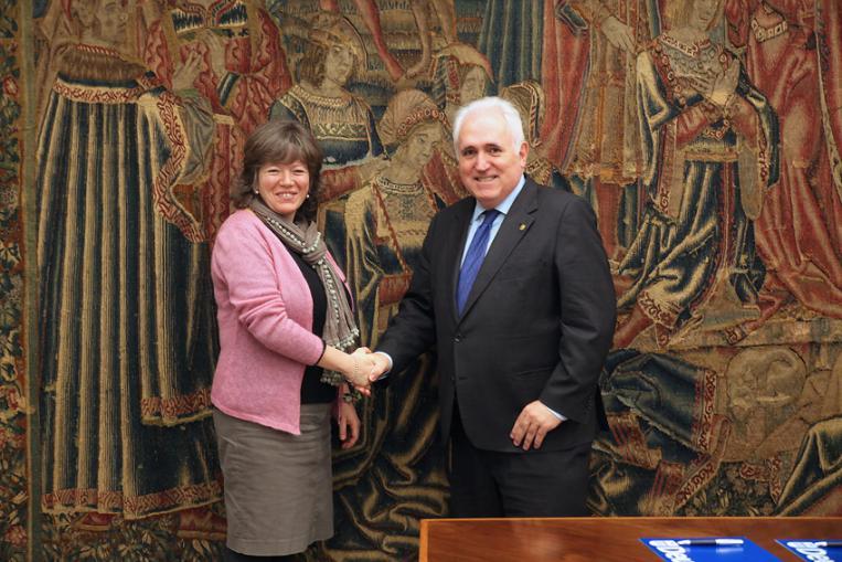 La Universidad de Deusto y la ONG ALBOAN fortalecen su alianza estratégica por la Justicia Social