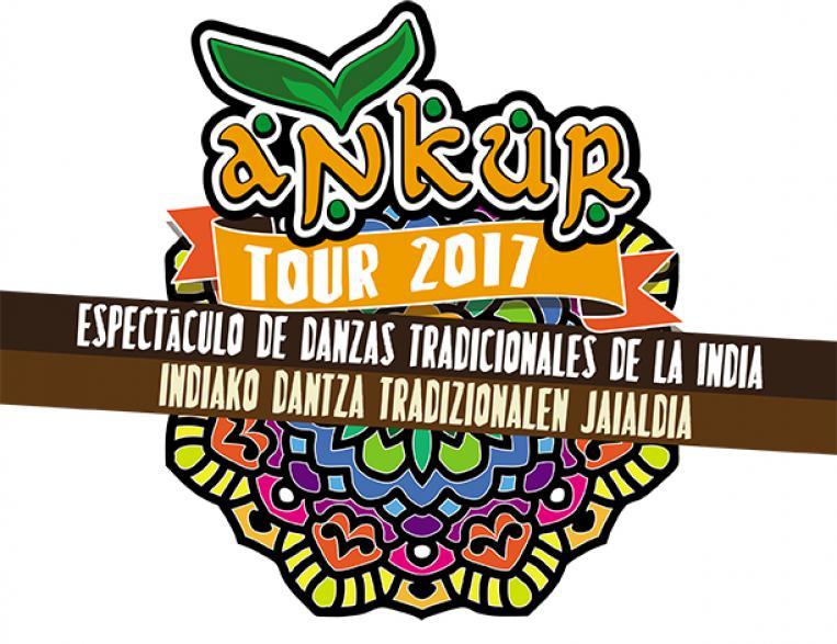 Ankur Tour: Espectáculo de danzas tradicionales de la India