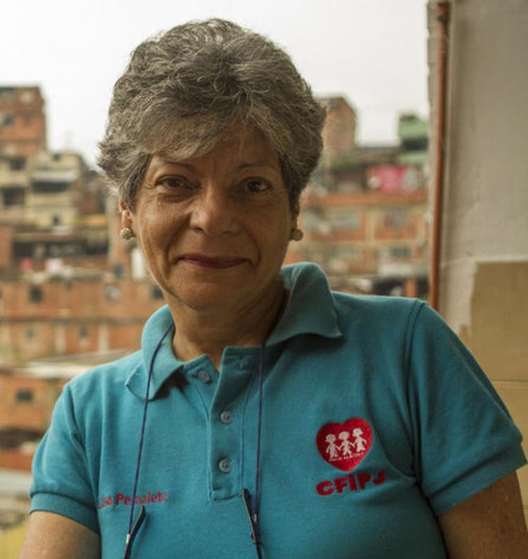 Luisa Pernalete, Fe y Alegría Venezuela