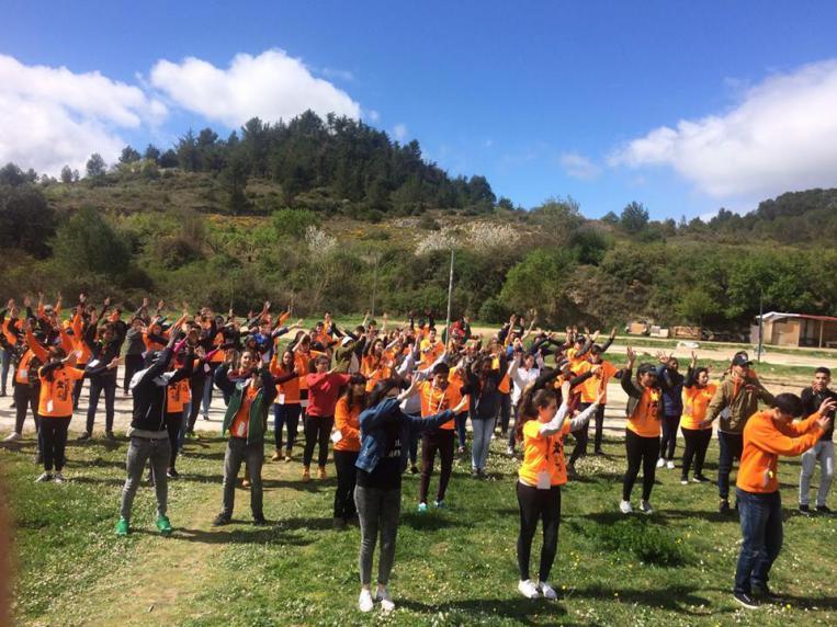 IV Encuentro de la Red de Jóvenes-Gazte Sarea de ALBOAN