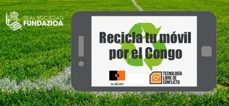 Ekarri zure telefono zaharra Real Sociedad-Granada CF partidura