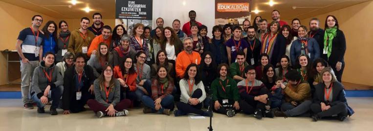 IV ENCUENTRO DE LA RED DE EDUCADORES Y EDUCADORAS POR LA SOLIDARIDAD DE ALBOAN-EDUKALBOAN