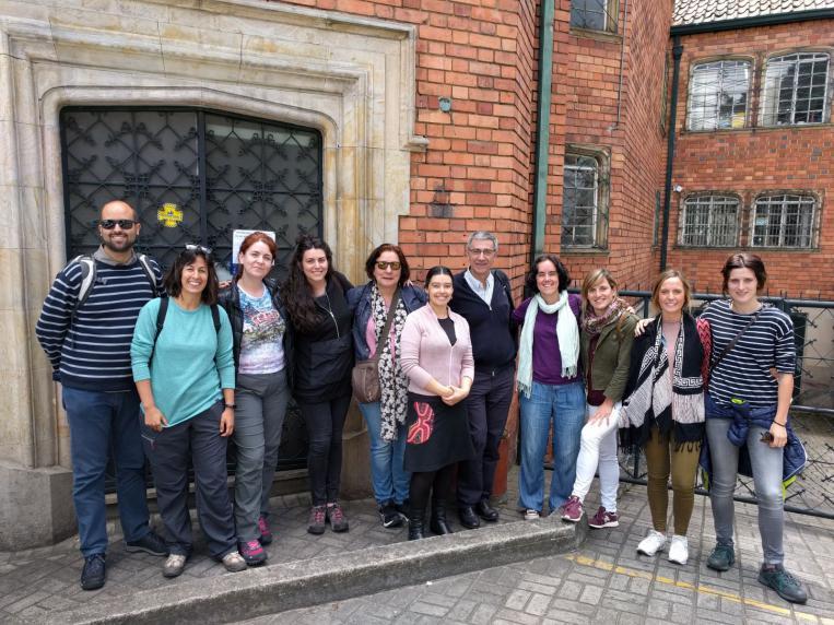 Viaje a Colombia UD-ALBOAN