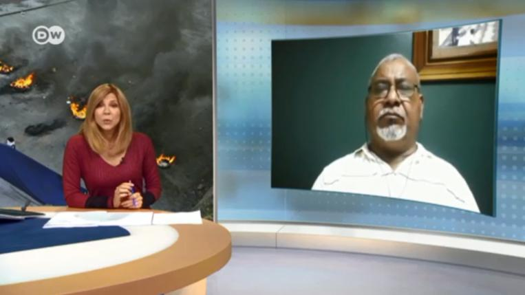 Entrevista a Padre Melo
