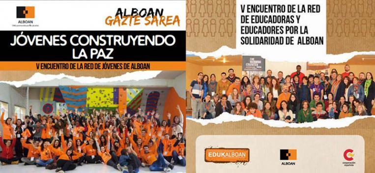 6-18 marzo. 5º Encuentro de la Red de Educadoras y Educadores para la solidaridad y Red de Jóvenes de ALBOAN