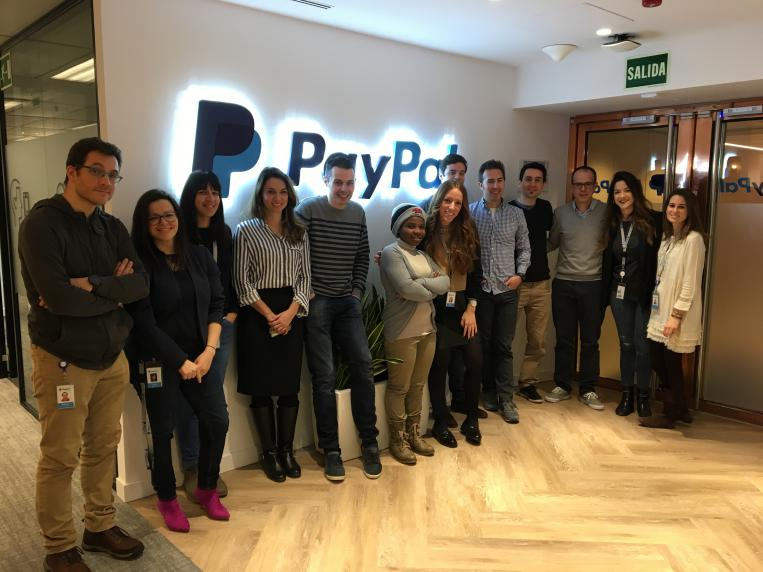 PayPal y Gentille Synergie