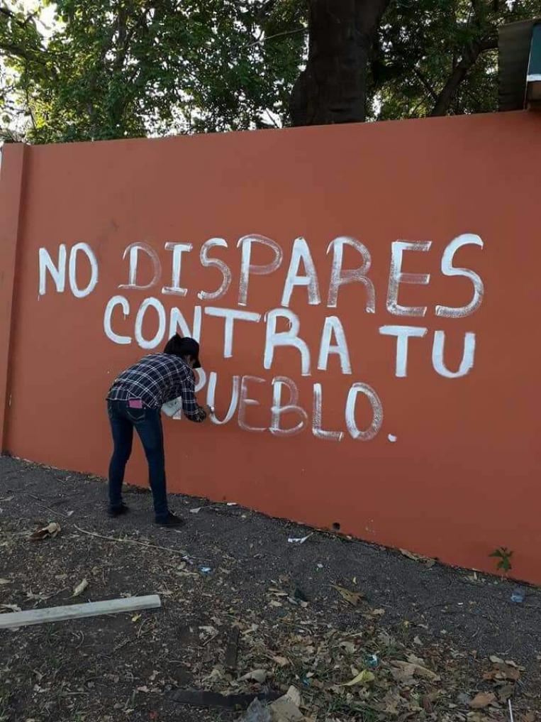 Violencia social en Nicaragua