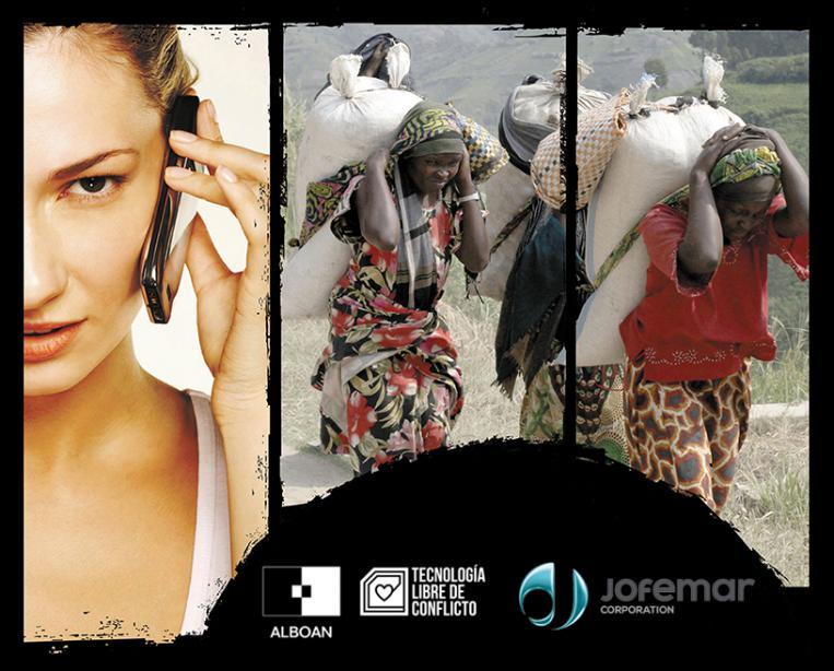 Jofemar colabora con la campaña Tecnología Libre de Conflicto