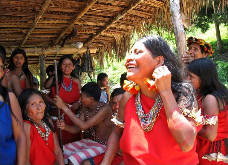 Nervión Agencia de Valores apoya el fortalecimiento de las comunidades indígenas Awajún-Wampis