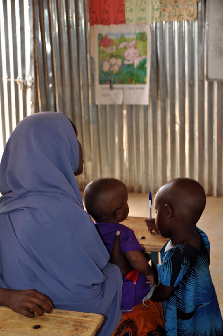 Programa Mieza: Las mujeres y niñas africanas no se rinden