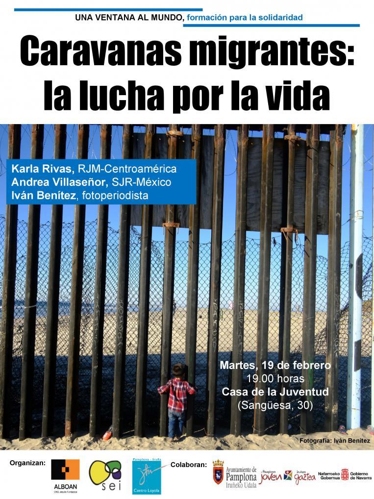 El por qué de las Caravanas migrantes en Centroamérica