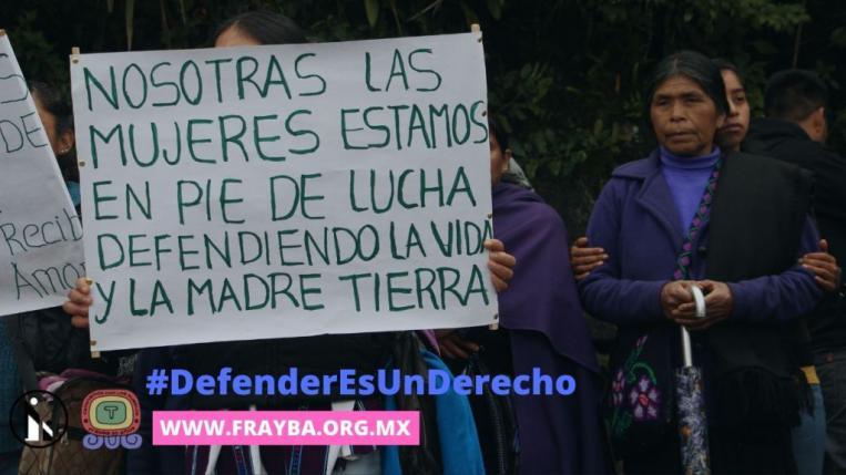 DDHH en Chiapas