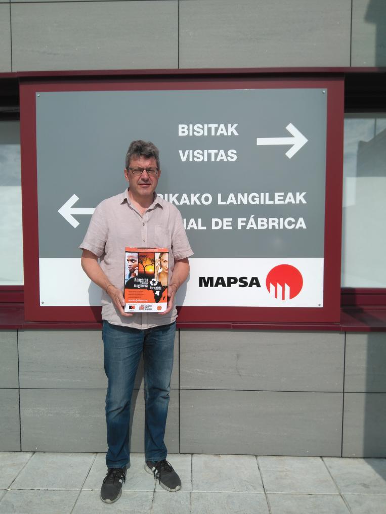 MAPSA se suma a la campaña Tecnología libre de conflicto