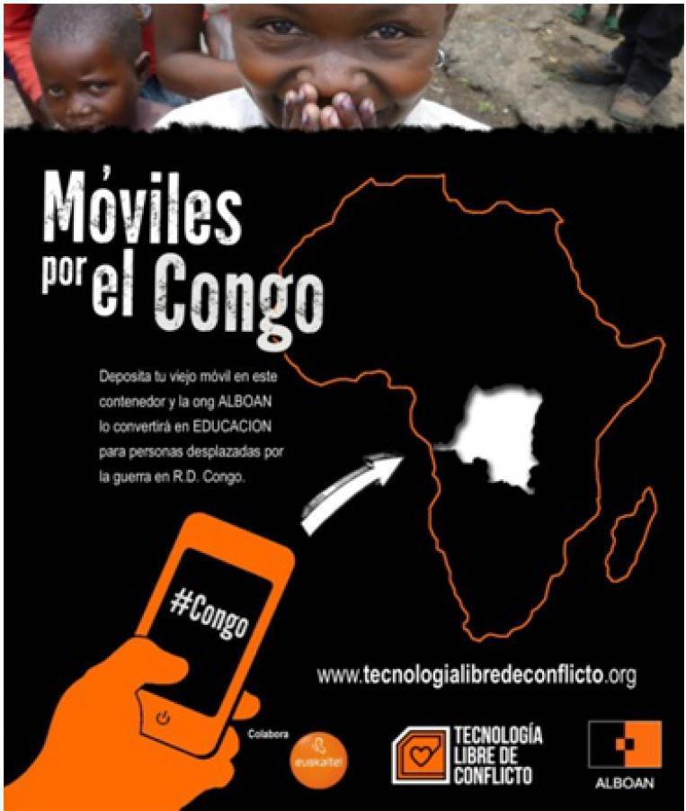 SAS Automotive Systems renueva su colaboración con Móviles por el Congo