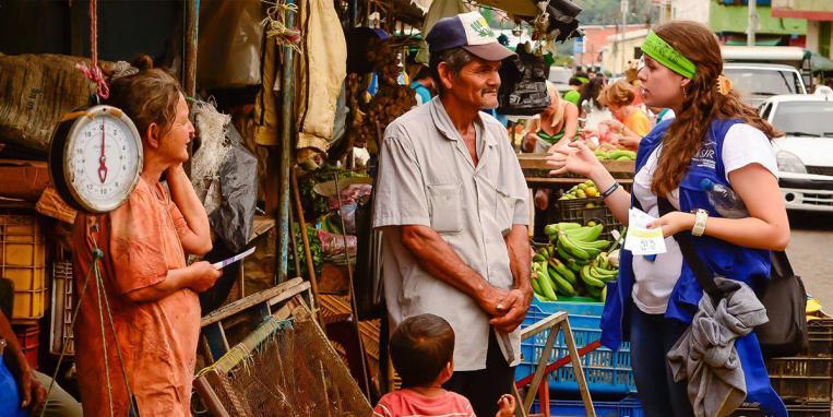 Nervión Agencia de Valores refuerza su apoyo a las personas migrantes en la frontera colombo-venezolana