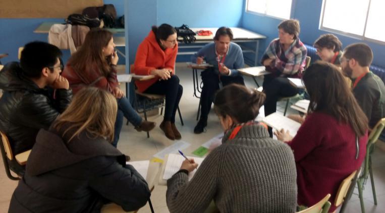 Kutxa Fundazioa y ALBOAN promueven la coeducación en Gipuzkoa