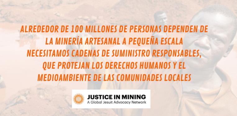 Llamamiento de la Red Jesuita Justicia en Minería