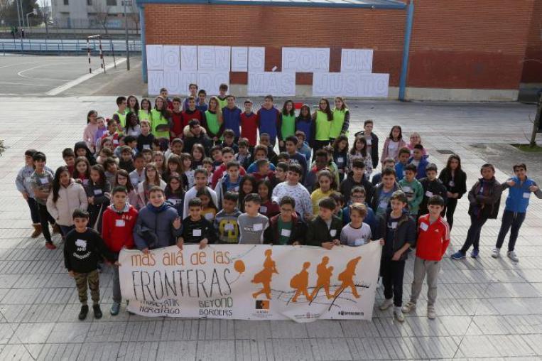 Fundación Caja Navarra y Fundación la Caixa apoyan la educación intercultural en Navarra