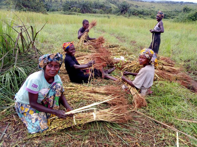 Udapa renueva su compromiso con las cooperativas agrarias de R.D. Congo