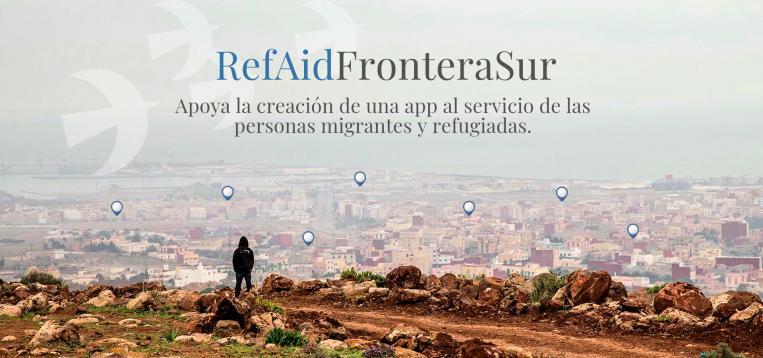 #RefAidFronteraSur