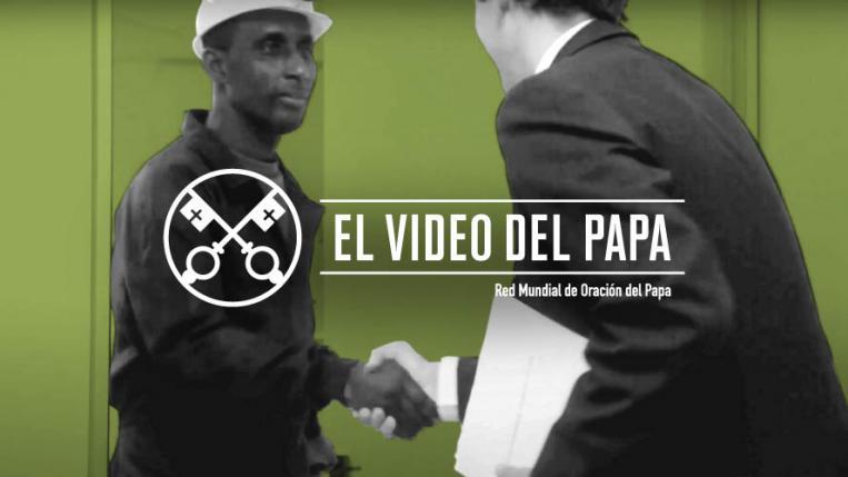Vídeo del Papa sobre el cuidado de los recursos del planeta con responsabilidad