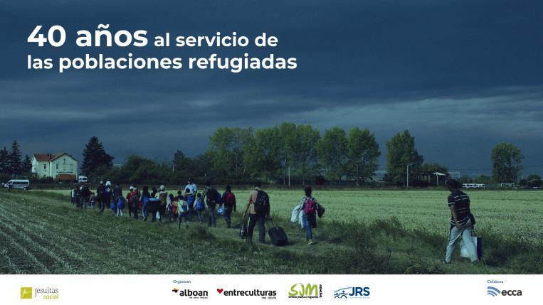 JRS: 40 años al servicio de las personas refugiadas