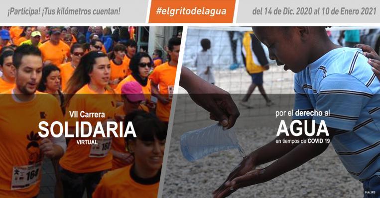VII Carrera Solidaria de Alboan: Agua para todas las personas