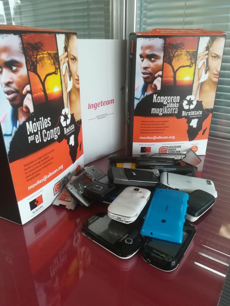 Ingeteam Power Technology participa en la campaña Tecnología libre de conflicto