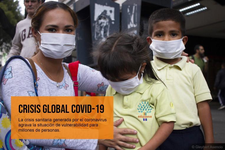 Crisis global COVID-19