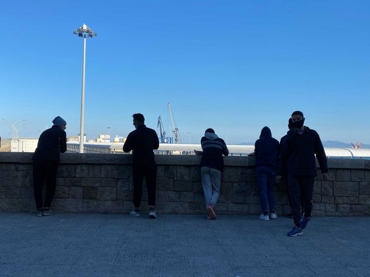 Elkar Topatzen 2021 viaja a la Frontera Sur