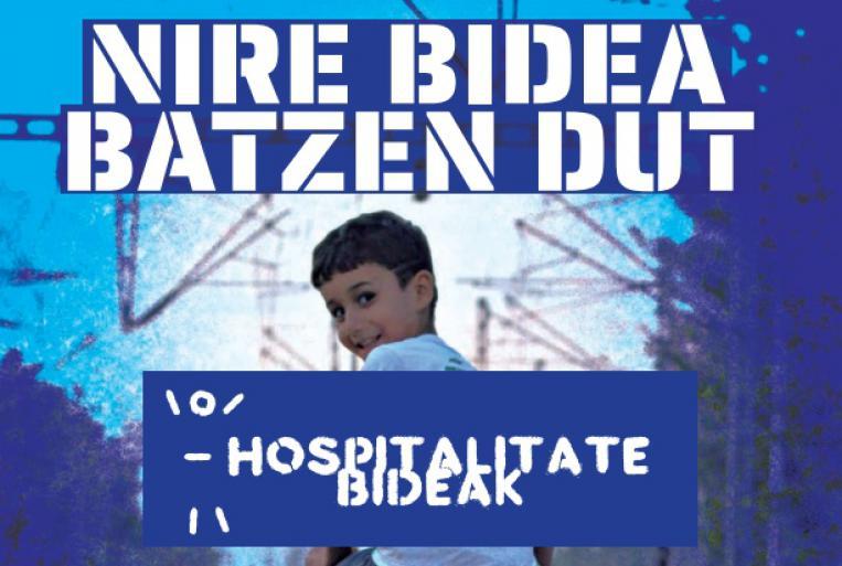 Hospitalitate Bideak 2021: #NireBideaBatzenDut