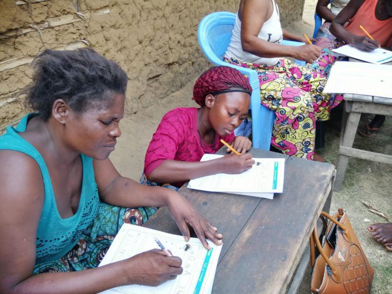 Analfabetismo en R. D. Congo
