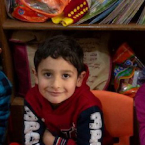 educación de calidad para la población siria