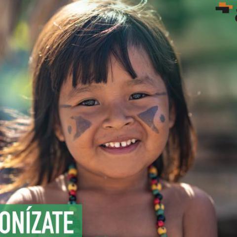 Amazonízate, por el derecho a una educación intercultural, bilingüe y comprometida con el cuidado del medio ambiente
