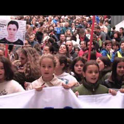 Embedded thumbnail for Hospitalidad: marcha y comida solidaria. Pamplona-Iruñea. 12 octubre 2016