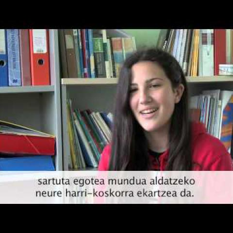 Embedded thumbnail for ParticipAcción Juvenil - Parte Hartu
