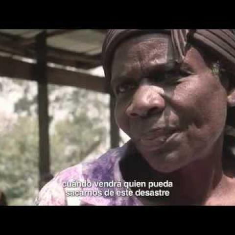 Embedded thumbnail for Mujeres desplazadas en RD Congo